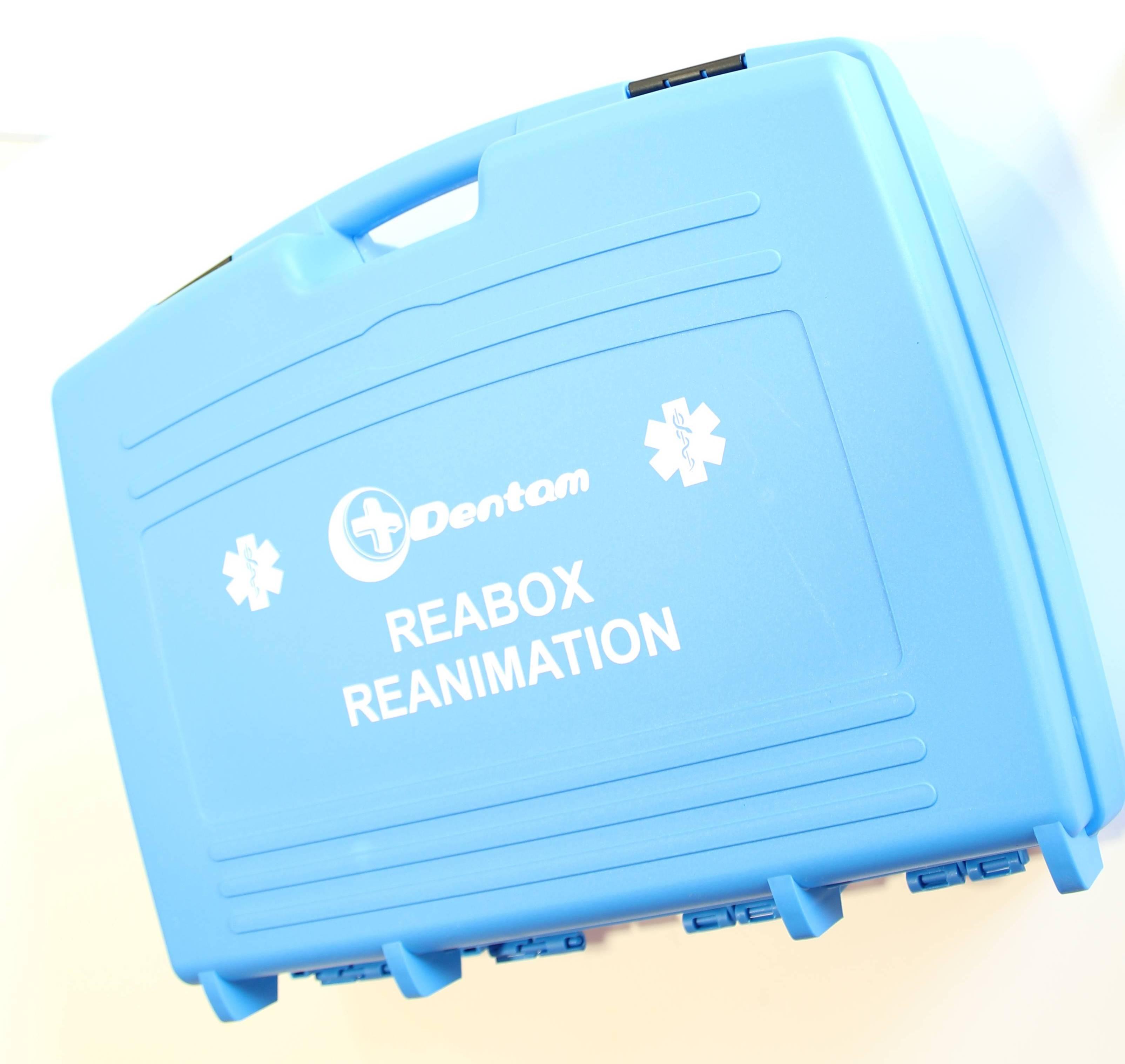 La mallette de réanimation Reabox