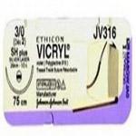 Fil de suture Vicryl JV394 - ETHICON