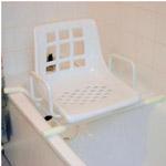 Siège de bain pivotant Dupont Mdédical