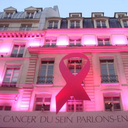 Octobre Rose 2015 : Lutte contre le cancer du sein