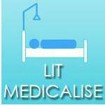 Lit médicalisé Maintien à domicile le distributeur de matériel médical