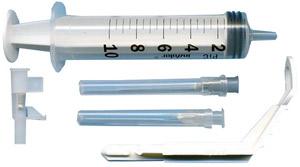 Kit complet de mésothérapie