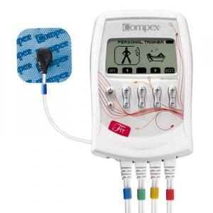 Compex et le traitement de la douleur et la rééducation musculaire par l'électrothérapie