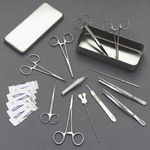 Instruments chirurgicaux : les pinces médicales
